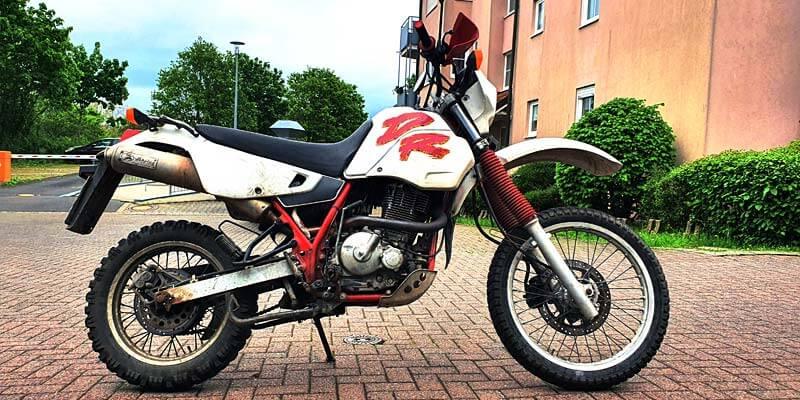 Suzuki DR 650R