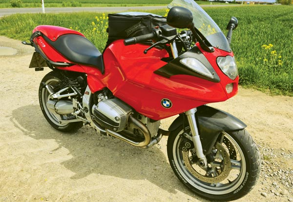 BMW Tourer Motorrad - BMW R 1100 S